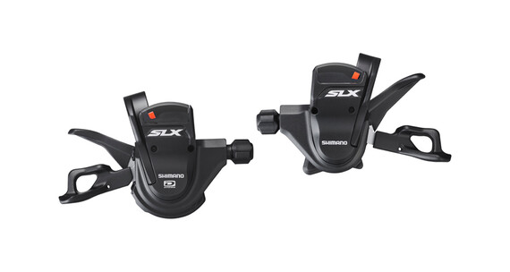 Shimano SLX SL-M670 Schalthebelpaar 3x10-fach schwarz